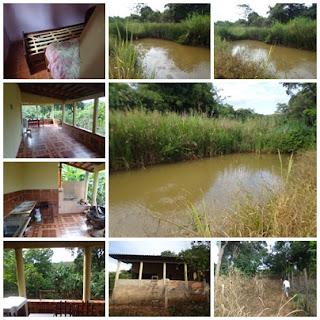 Chácara de 4 Mil Metros a 26 Km de Goiânia - em Bonfinópolis Goiás