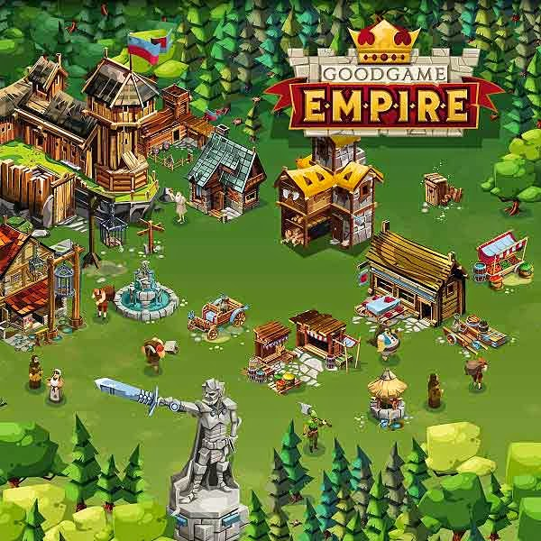 Download Free Strategy Games - Goodgame Empire
