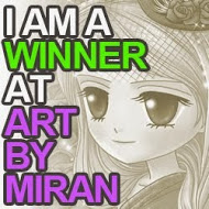 Winner for Art by Miran