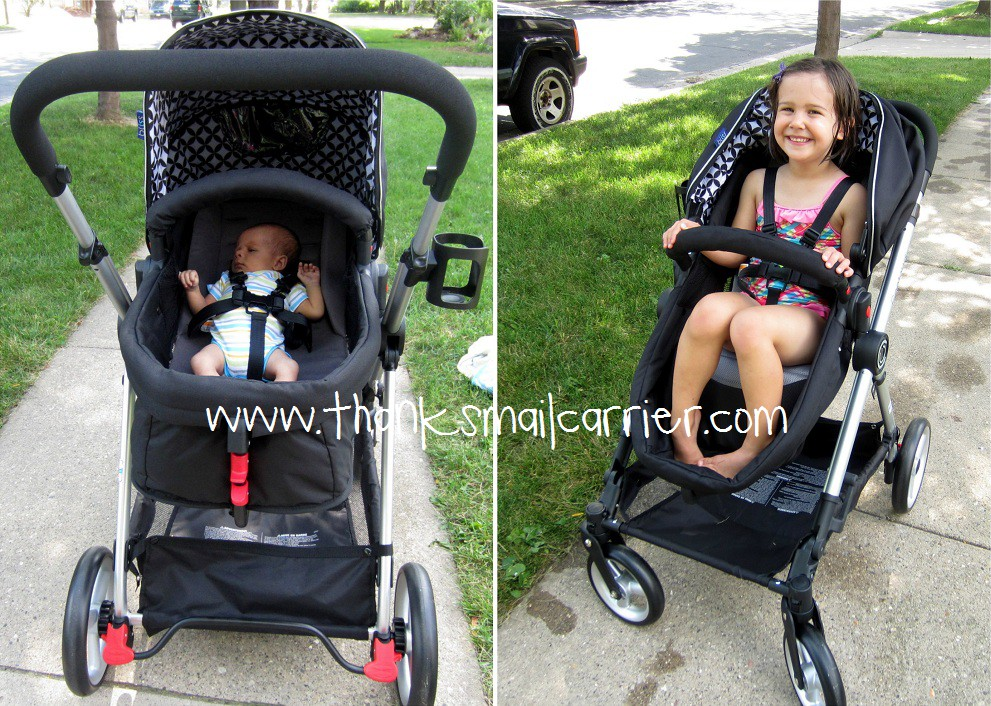 Contours Bliss stroller review