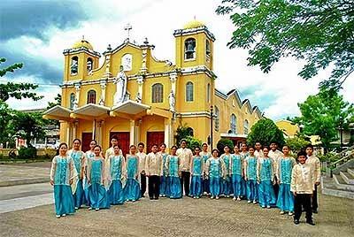 Baao Children-Youth Choir
