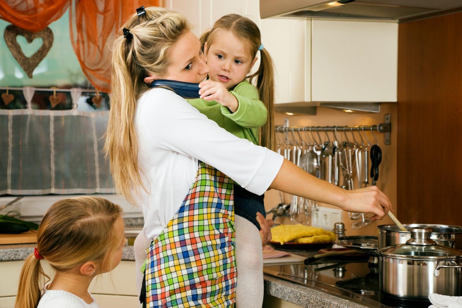 Tips Memasak Buat Ibu Super Sibuk