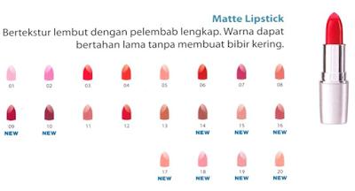 Harga Terbaru Matte Lisptick Wardah yang Membuat jadi Cantik