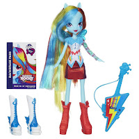 Equestria Girls Rainbow Dash Guitar Doll
