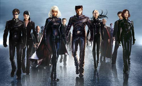 Team X-Men suit up for a cinematic turn