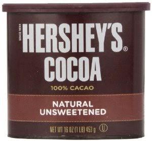 Hershey-cocoa
