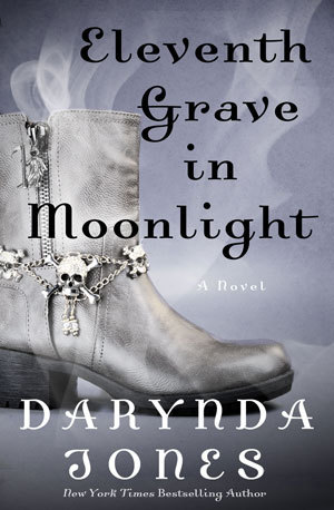 Eleventh Grave in Moonlight (Charley Davidson Series) by Darynda Jones (PNR/UF)