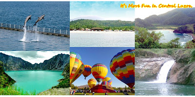 Central Luzon Tourist Spots