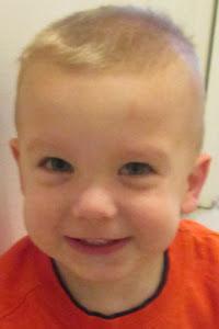 Ryan Josiah 22 Months
