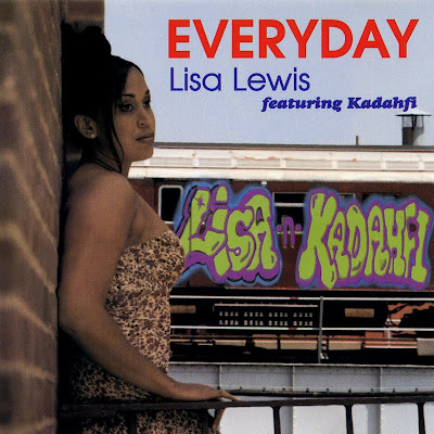 Lisa Lewis Feat. Kadahfi - Everyday-(Vinyl)-1998