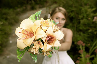 wedding paper neverland flowers