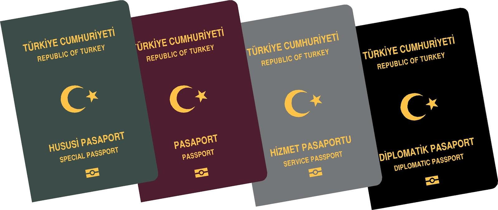 Pasaportunuzun hazır olup olmadığını kontrol edin - rahat ve sade