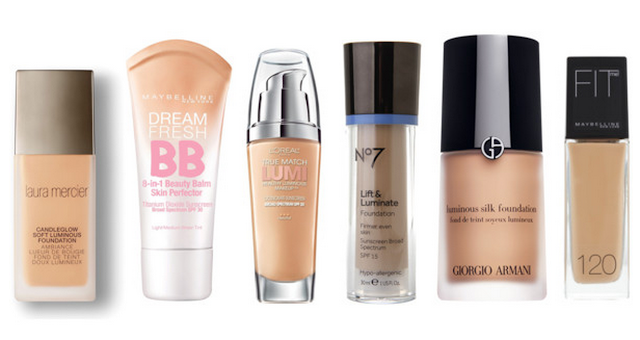 best winter foundations