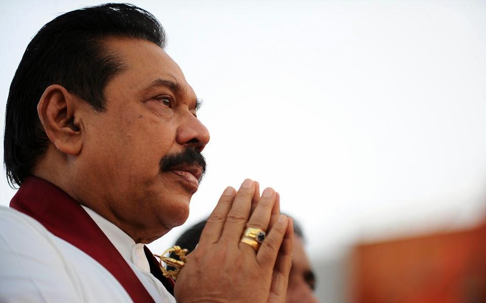 Sri Lanka set for populist budget ahead of snap polls