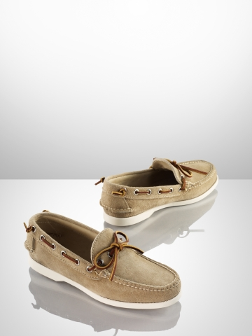 Ralph Lauren Boat Shoes Women