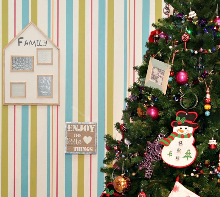 decoración árboles navidad