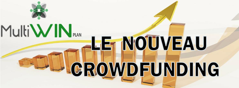 FINANCEMENT PARTICIPATIS OU CROWDFUNDING INFORMATION Code de parrainage : FR-JEAR-260