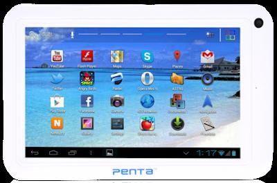 BSNL Penta T-Pad IS701C