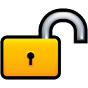 How to lock and unlock widget in blog?