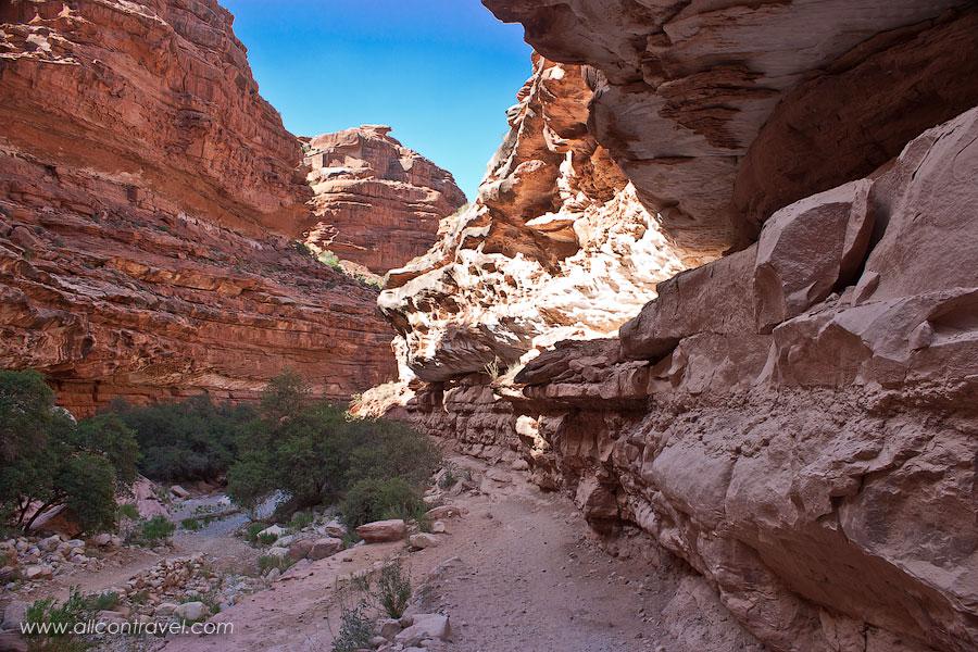Visa Local Offers >> TRAVEL WITH ME: Havasupai, Grand Canyon, AZ (Part 1. Supai Village)