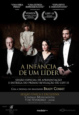 A Infância de Um Líder BluRay Filmes Torrent Download completo