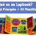 ¿Qué es un LAPBOOK? Con un ejemplo del Principito y 55 PLANTILLAS.