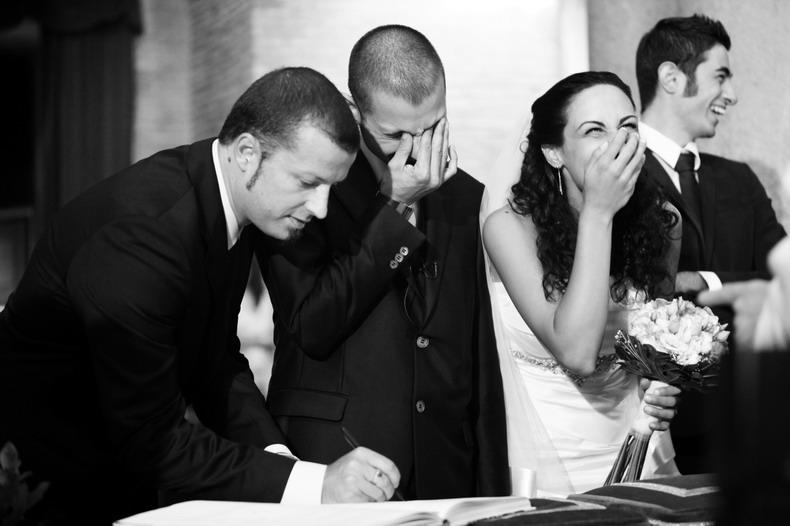 Matrimonio In Comune Quanti Testimoni : Sposine il della sposa i testimoni di nozze