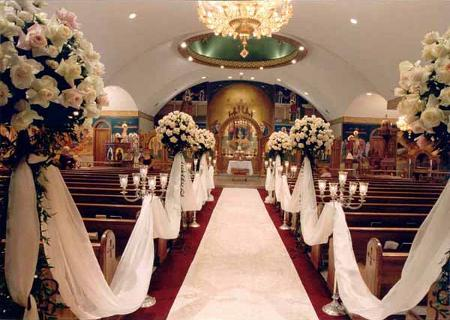 Church Wedding Decorations Church Wedding Decorations Ideas