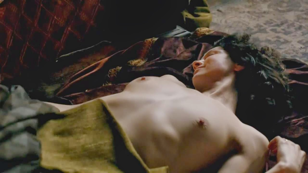 caitriona balfe nude from outlander   s01e09 celebrity movie leaks
