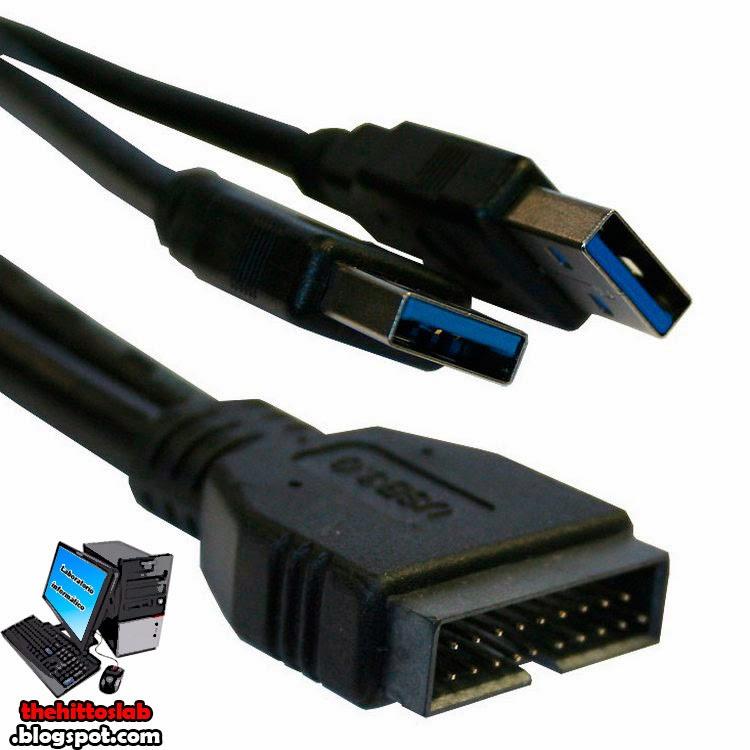 Placa base conectores usb internos the hittos lab - Instalar puerto usb en coche ...