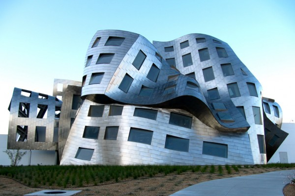Gonzalo carazo dt 1 blume frank gehry for Arquitectos y sus obras
