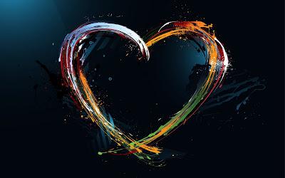 HD Top Beautiful Love Heart Pics