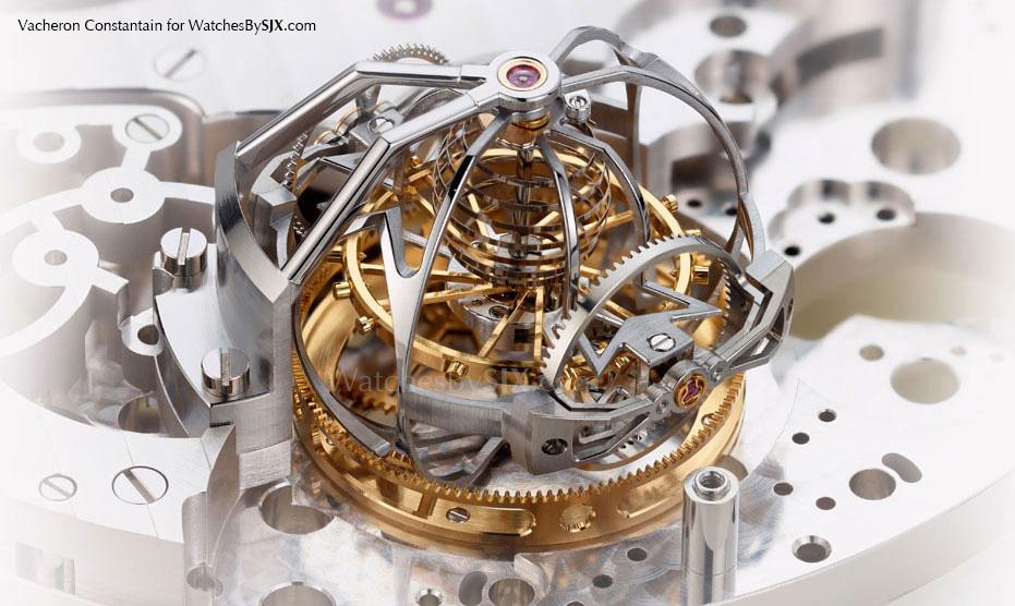 El reloj mas complejo del mundo. 8 años de Fabricación.