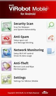 Virobotパスワード