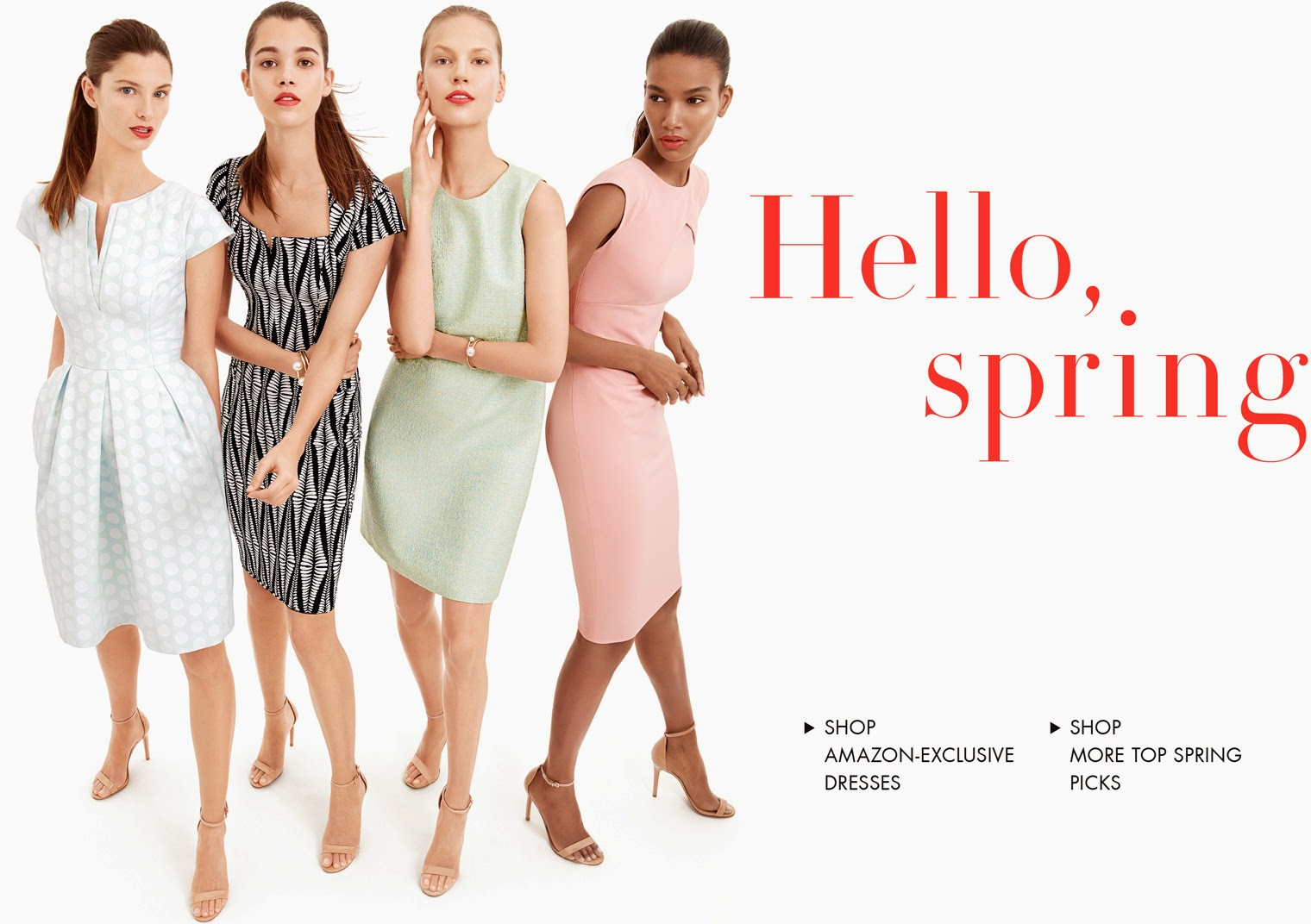 Dresses Amazon for Spring