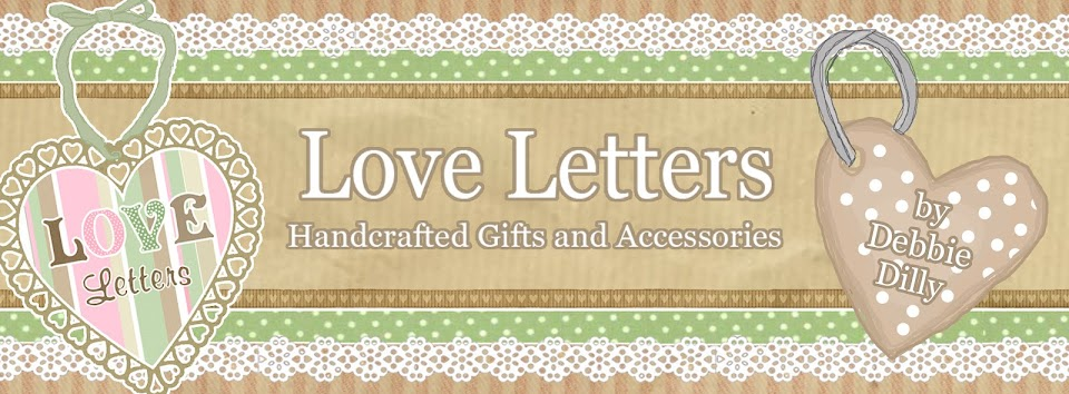 Love Letters by Debbie Dilly