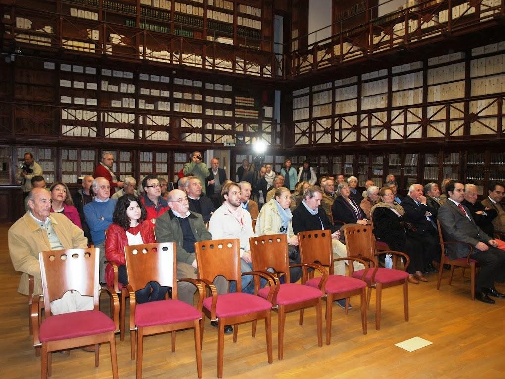 Entrega diploma patrimonio 2013