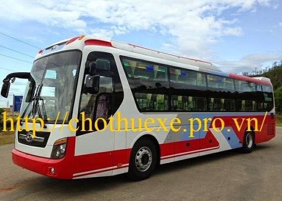 Đức Vinh Trans cung cấp dịch vụ cho thuê xe giường nằm tại Hà Nội