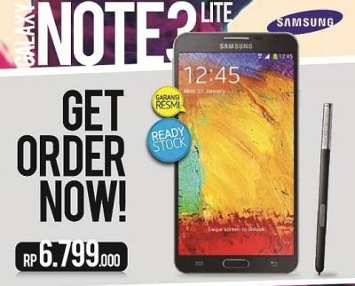 Samsung Galaxy Note 3 Neo Segera Hadir di Indonesia