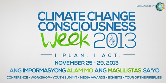 Climate Change Consciousness Week  2013