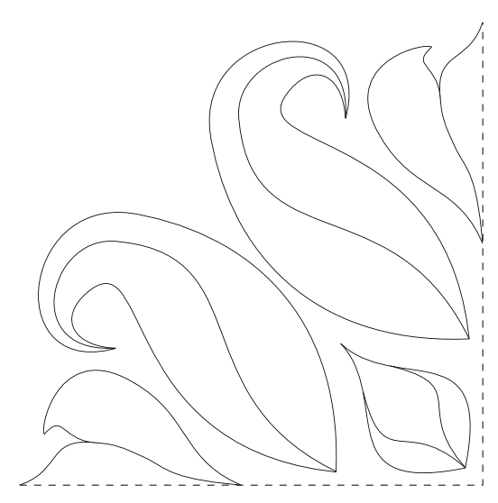 Imaginesque: Free-hand Embroidery, Quilting & Applique Pattern