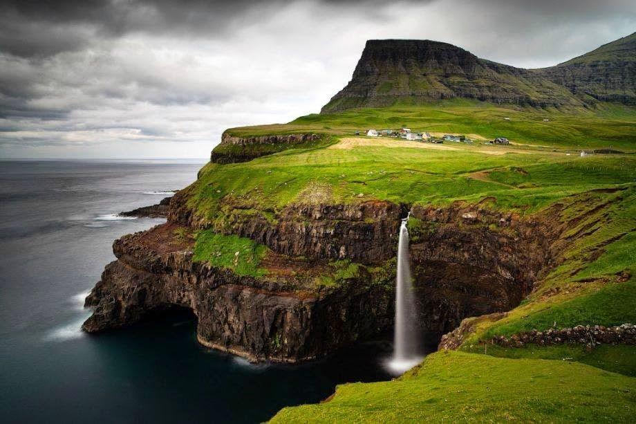 Los paisajes más increíbles formados por fenómenos  - Imagenes De Paisajes Sorprendentes