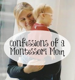 Confessions of a Montessori Mom