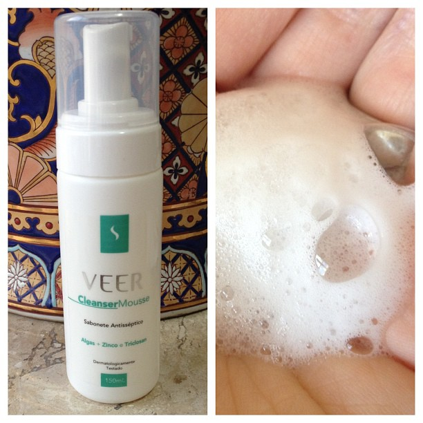 Veer Cleanser Mousse