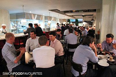 Cafe Sopra Bridge Street Reservations