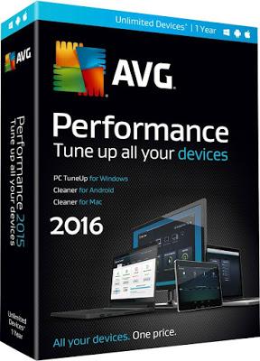 AVG PC TuneUp 2016 V 16.52 Full