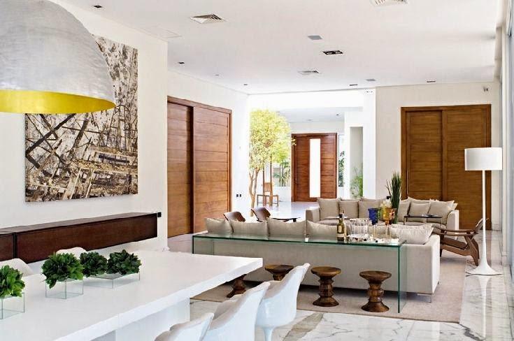 Aparador Quadrado Mdf Cru ~ blog de decoraç u00e3o Arquitrecos Aparador atrás do sofá