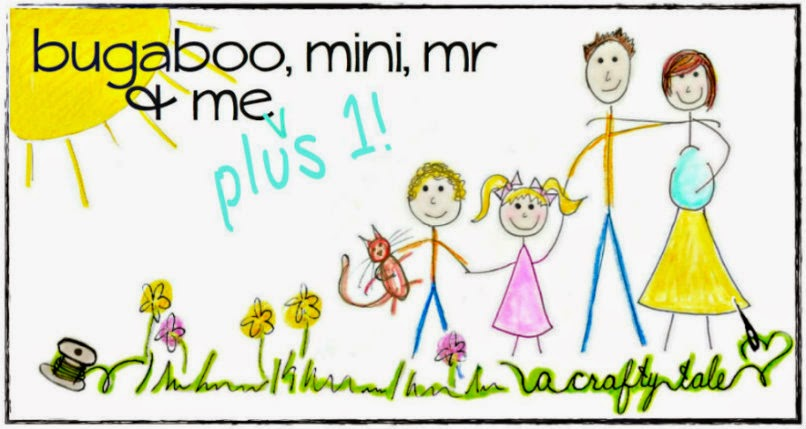 bugaboo, mini, mr & me