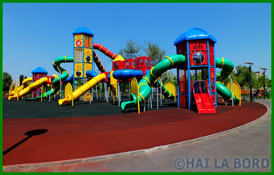 tobogane parcul lumea copiilor bucuresti