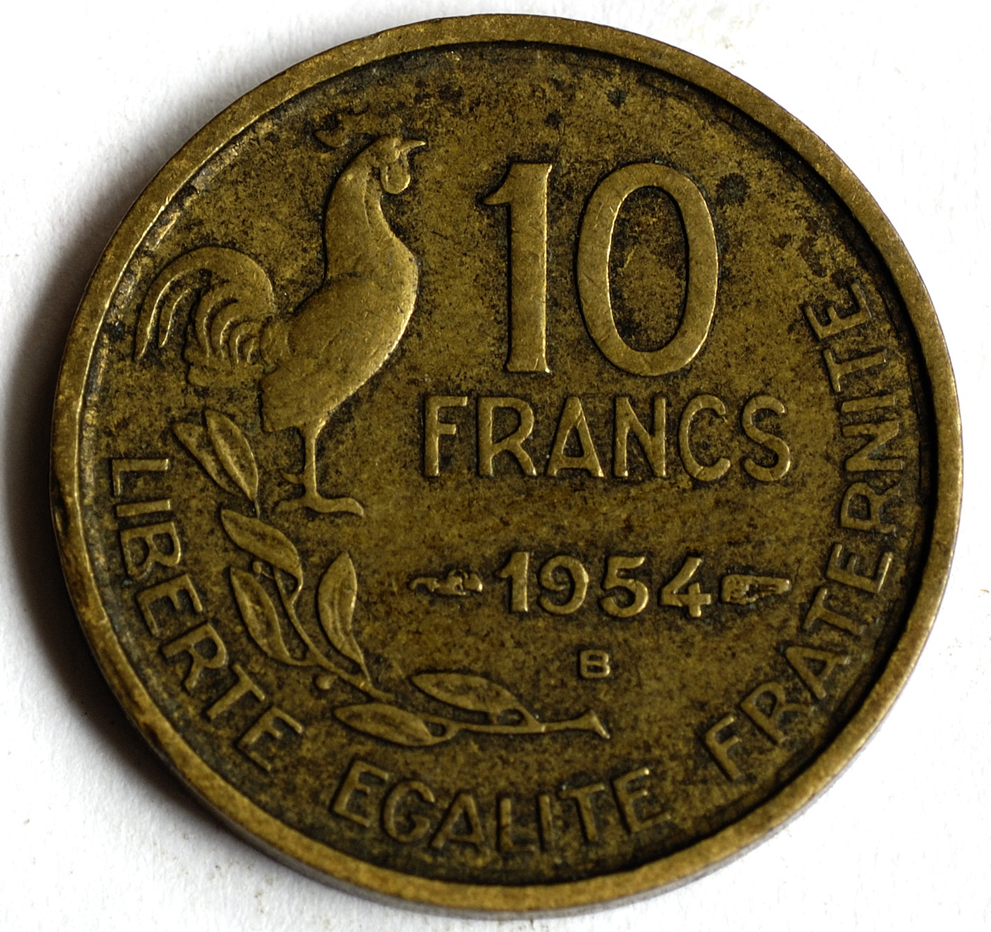 Mary ann bernal history trivia french franc created for France francs
